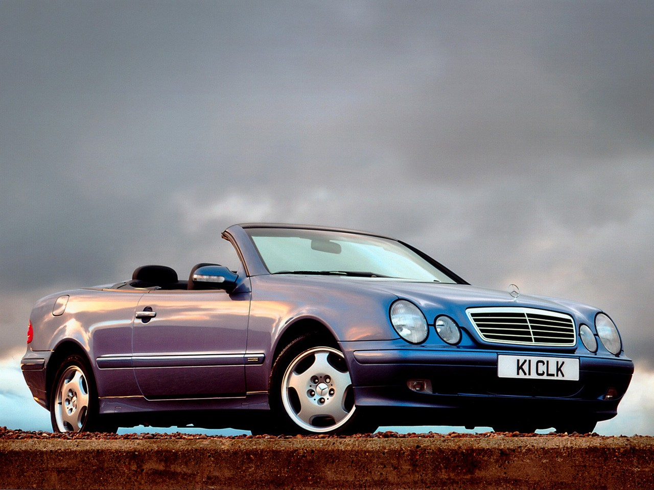 Mercedes benz clk cabrio a208 specs 1998 1999 for Mercedes benz clk