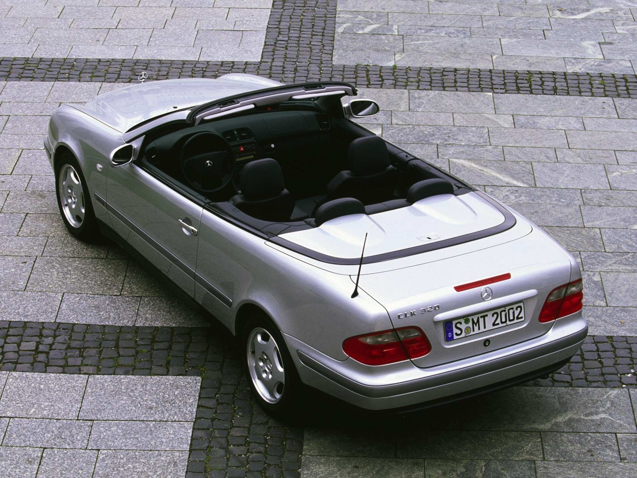 mercedes benz clk cabrio a208 specs photos 1998. Black Bedroom Furniture Sets. Home Design Ideas