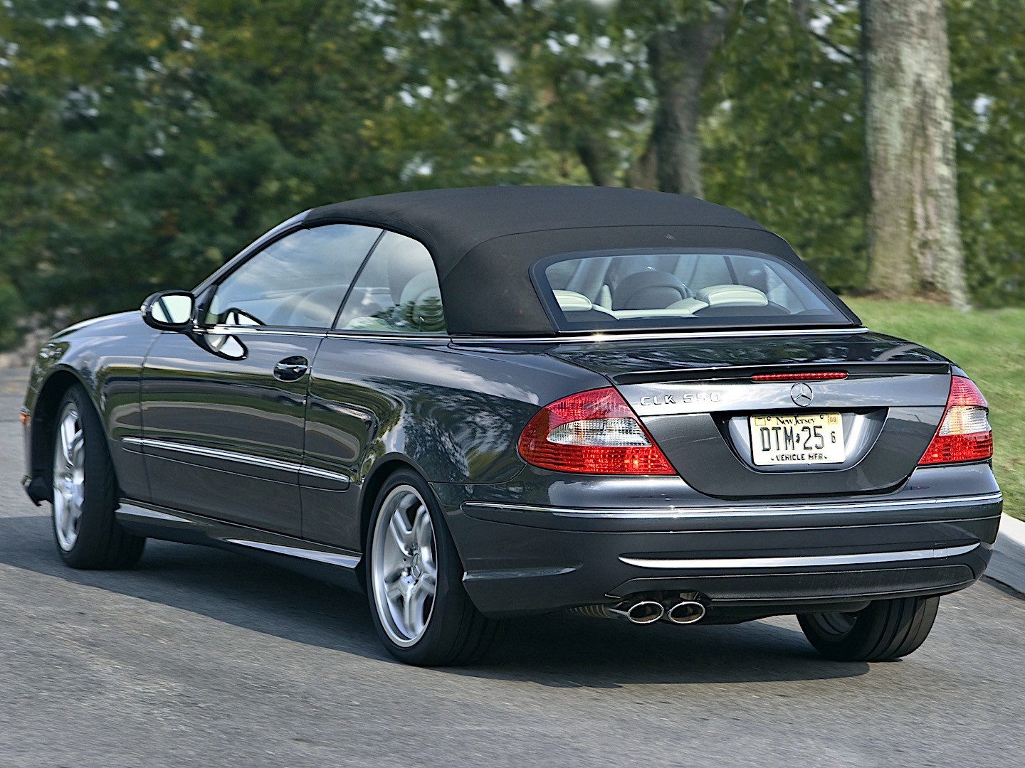 Mercedes Cl Convertible