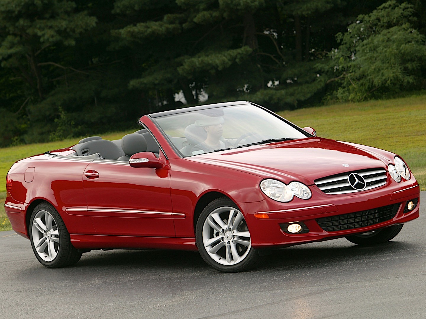 Shortened Cars >> MERCEDES BENZ CLK Cabrio (A209) specs & photos - 2005, 2006, 2007, 2008, 2009 - autoevolution