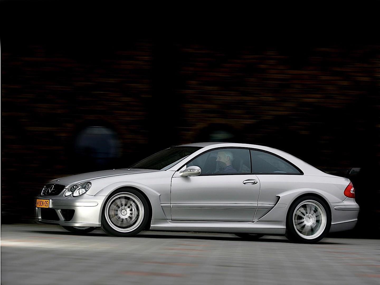 Mercedes benz clk dtm amg c209 specs 2004 autoevolution for Mercedes benz clk dtm