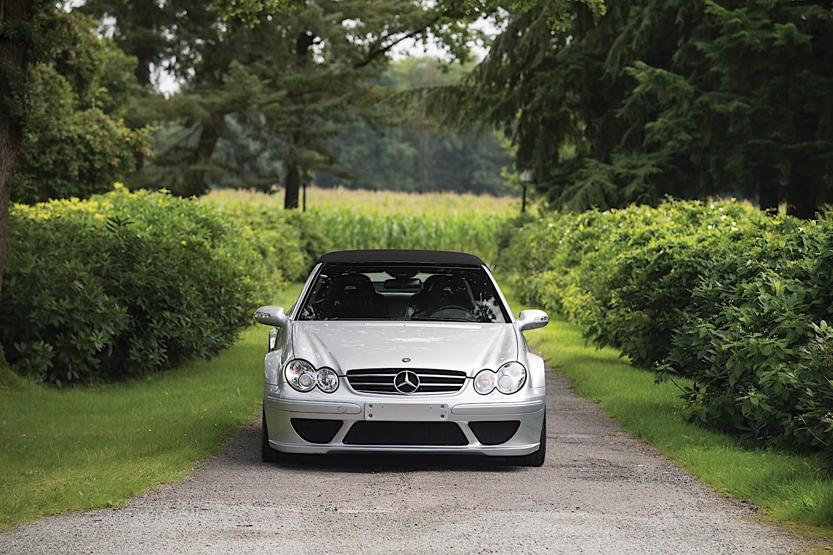 Mercedes benz clk dtm amg cabrio a209 specs 2006 for Mercedes benz clk dtm