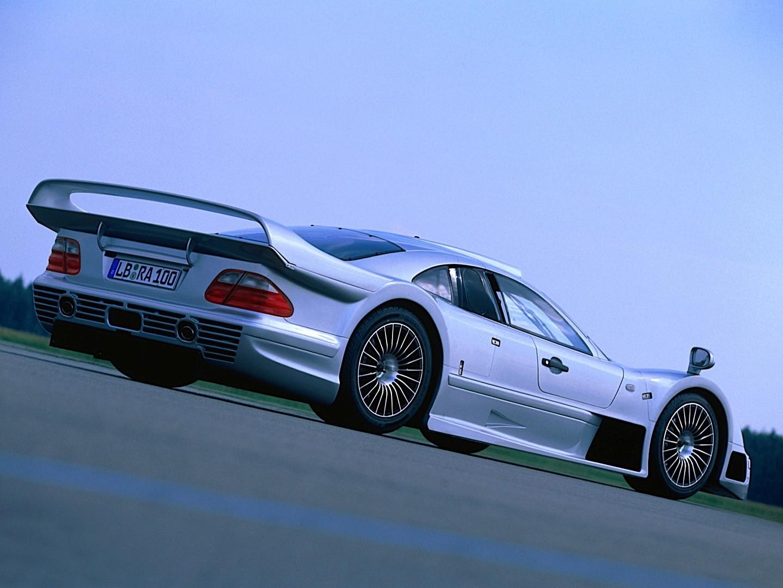 MERCEDES BENZ CLK GTR AMG specs & photos - 1998, 1999 ...