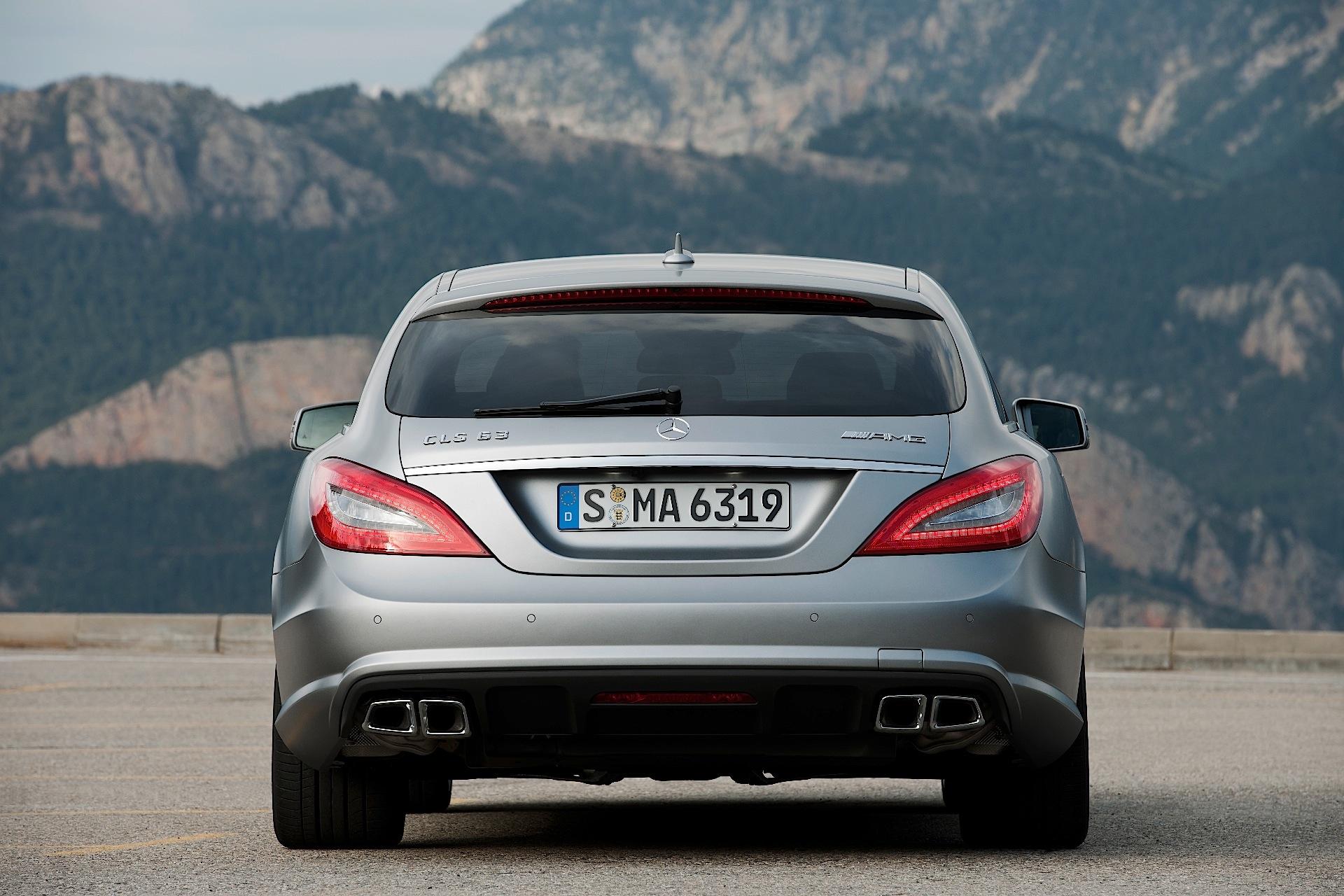Mercedes Cls  Specs