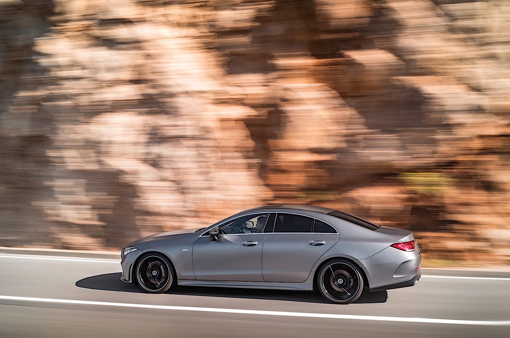 Mercedes Benz Cls Class C257 Specs 2018 Autoevolution