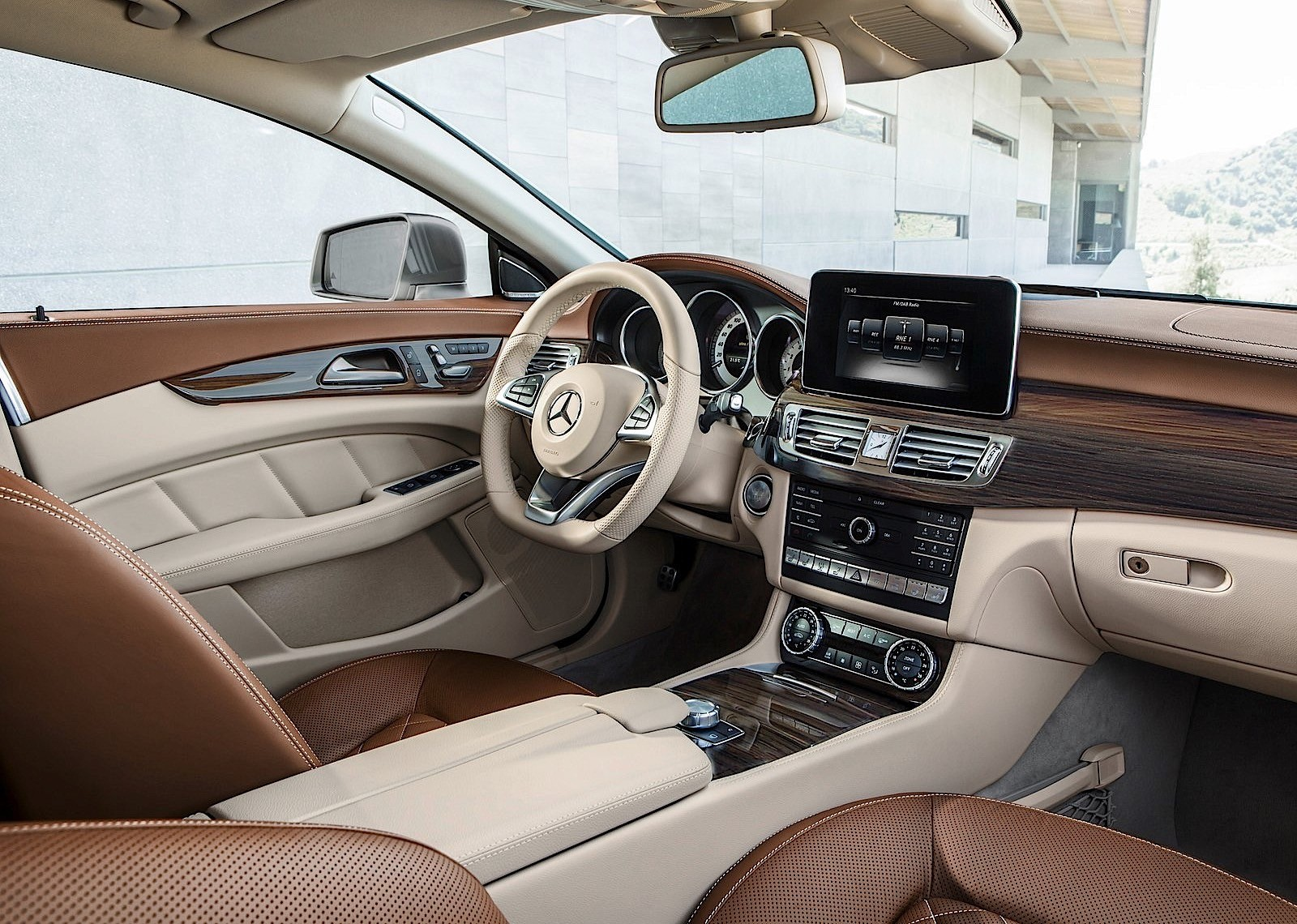 Mercedes benz cls shooting brake x218 specs 2014 2015 for Cls home