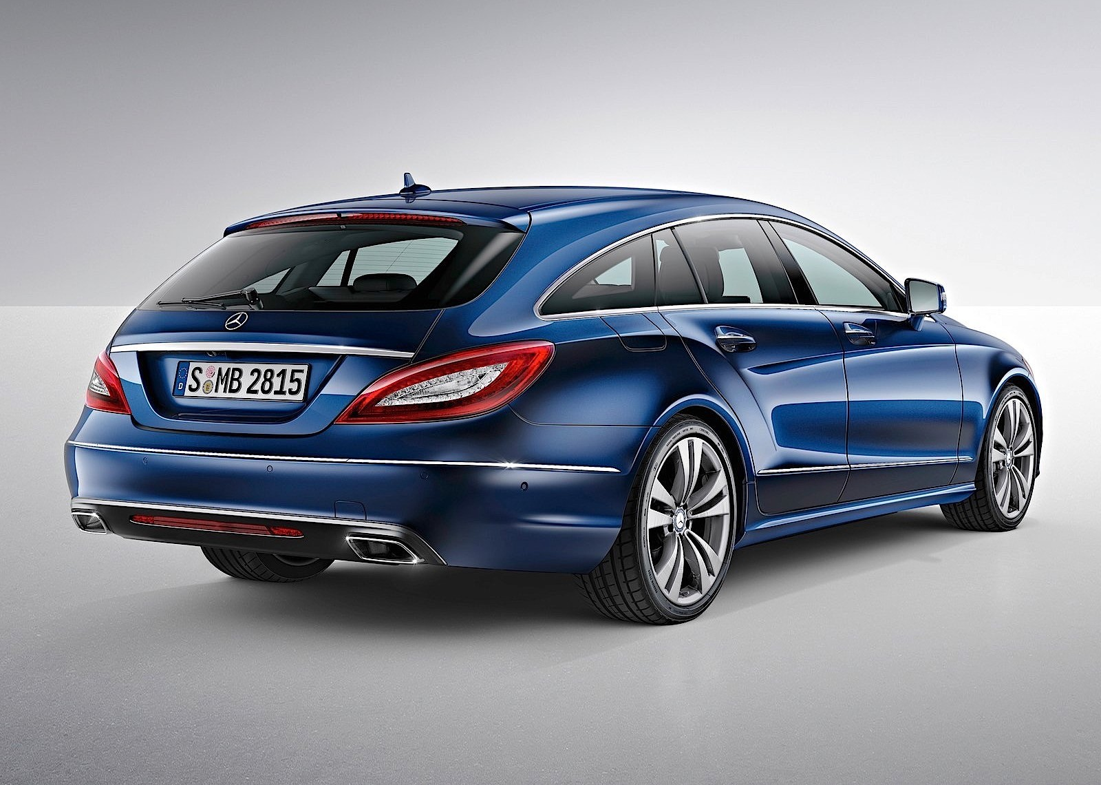 Mercedes Benz Cls Shooting Brake X218 Specs Amp Photos
