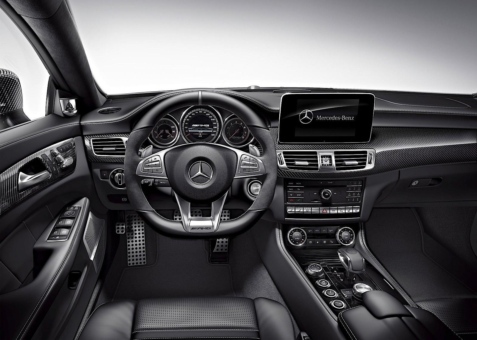 Mercedes Benz Cls Shooting Brake Amg X218 Specs Amp Photos