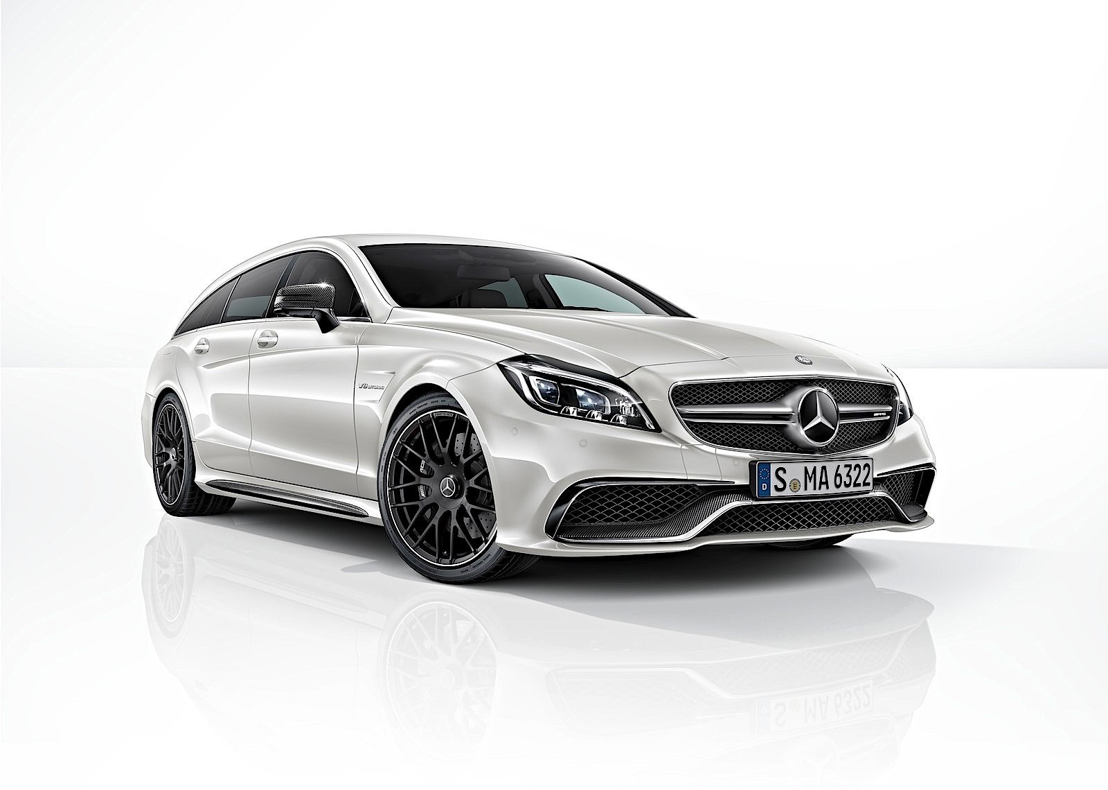 mercedes benz cls shooting brake amg 2014 2015 2016 2017 autoevolution. Black Bedroom Furniture Sets. Home Design Ideas