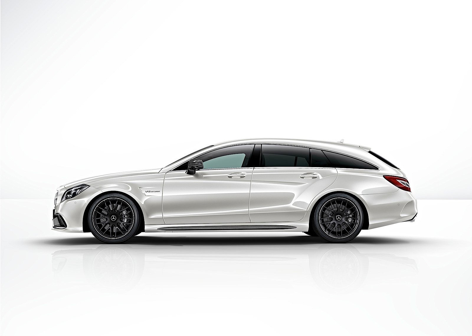 mercedes benz cls shooting brake amg 2014 2015 2016. Black Bedroom Furniture Sets. Home Design Ideas