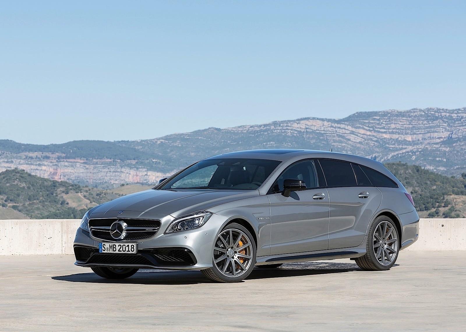 Mercedes Amg Break : mercedes benz cls shooting brake amg 2014 2015 2016 2017 autoevolution ~ Maxctalentgroup.com Avis de Voitures