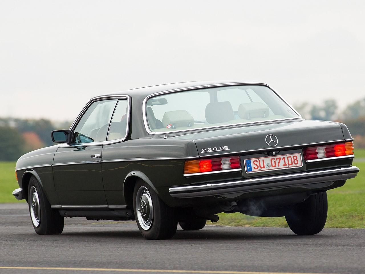Mercedes Ce Coupe Specs