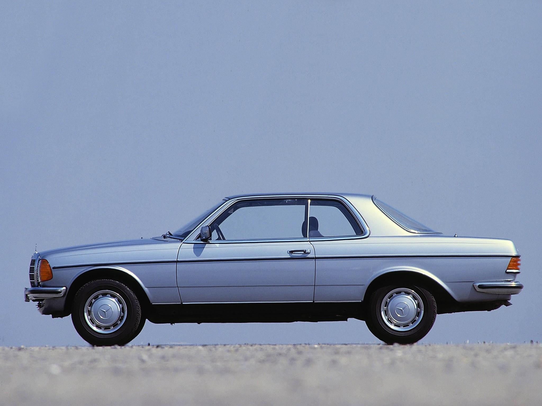 Coupe Vs Sedan >> MERCEDES BENZ Coupe (C123) specs & photos - 1977, 1978, 1979, 1980, 1981, 1982, 1983, 1984, 1985 ...