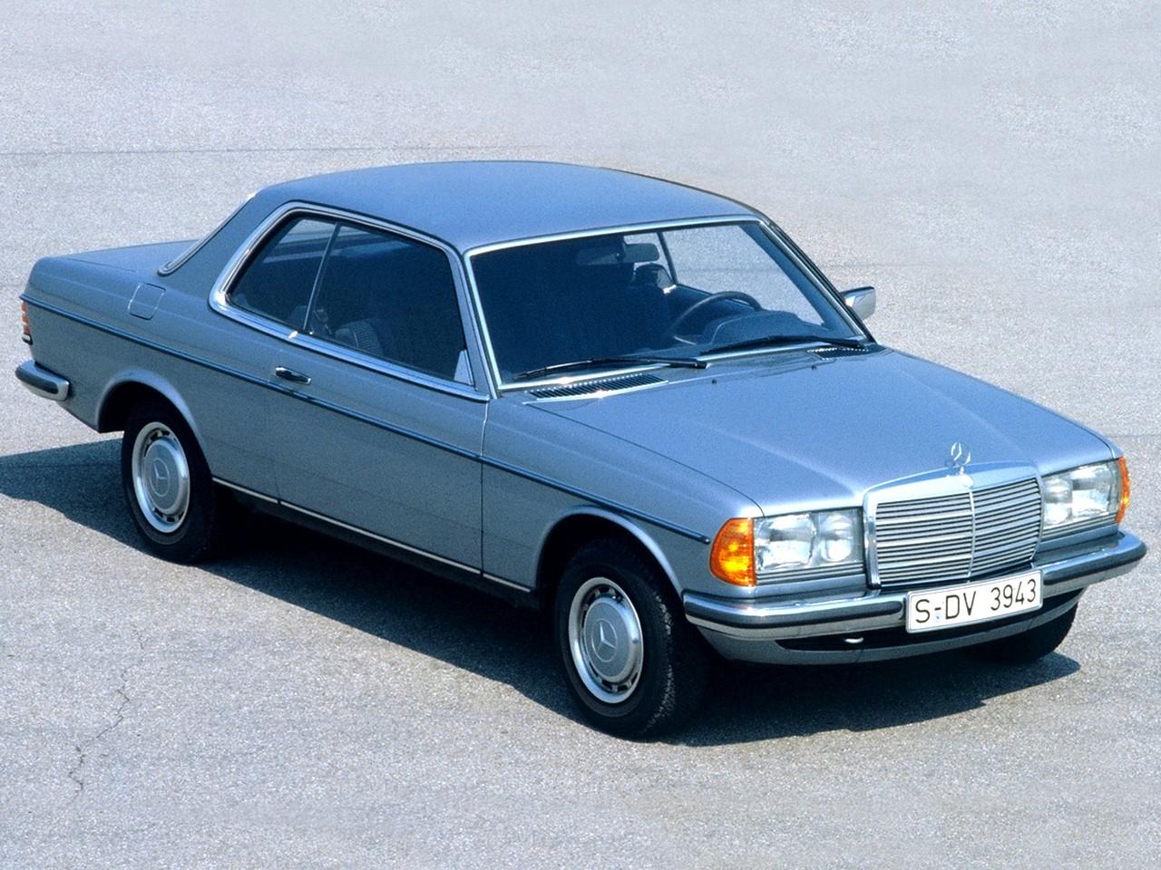 Mercedes Benz Dealers >> MERCEDES BENZ Coupe (C123) specs & photos - 1977, 1978, 1979, 1980, 1981, 1982, 1983, 1984, 1985 ...