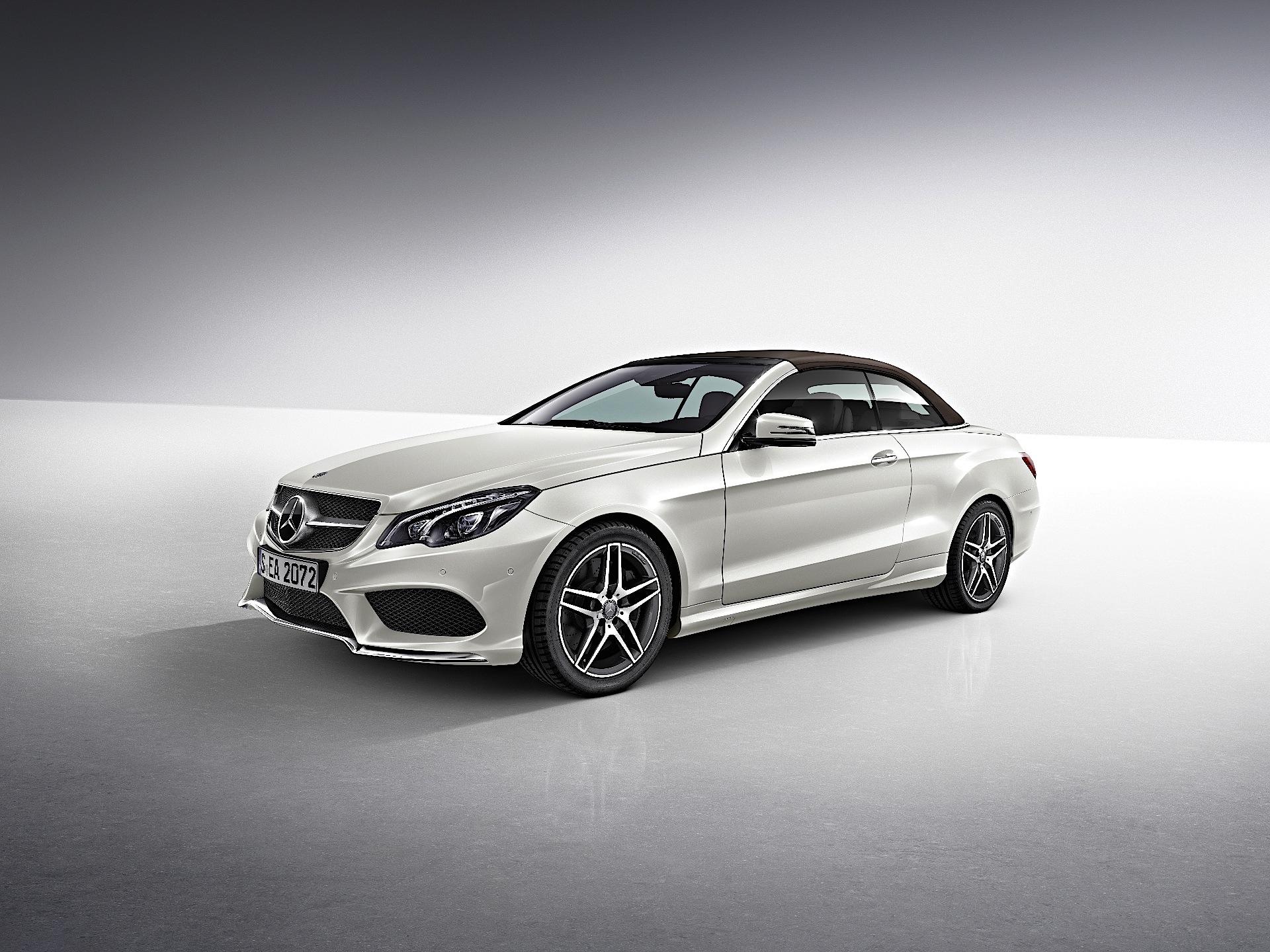 Mercedes Benz E Klasse Cabriolet A207 Specs Amp Photos
