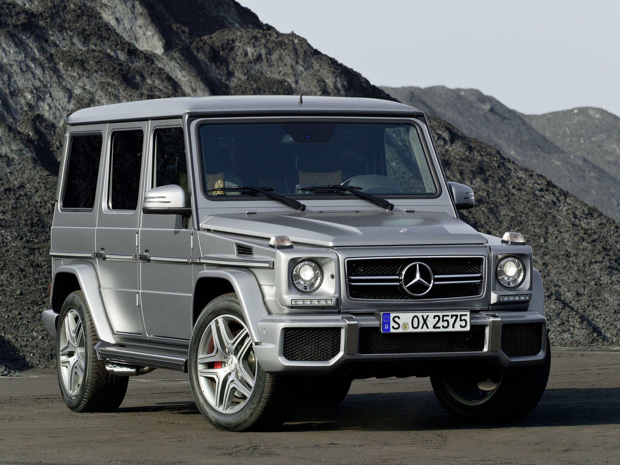 MERCEDES BENZ G 63 AMG (W463) Specs & Photos