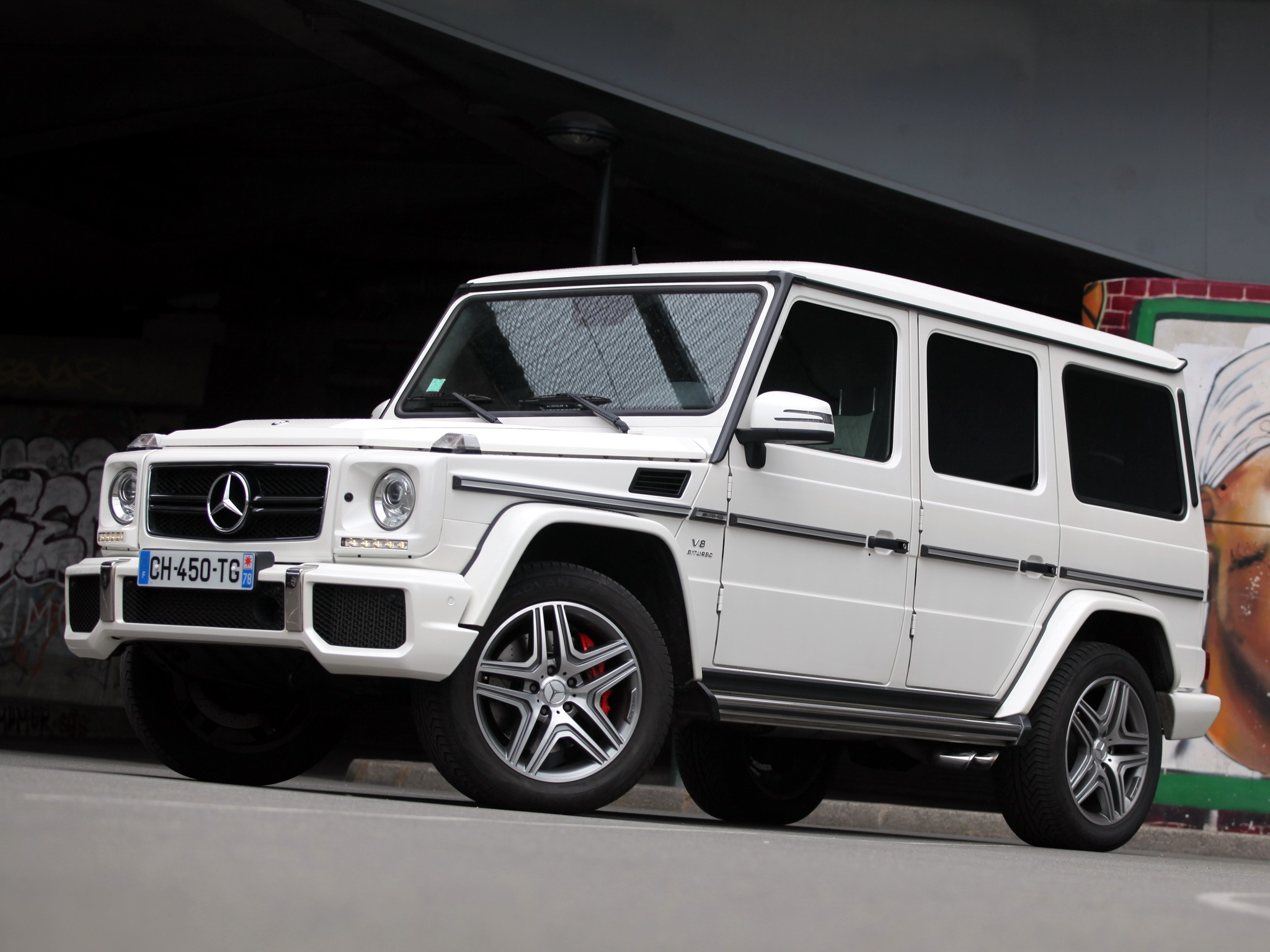 MERCEDES BENZ G 63 AMG (W463) specs & photos - 2012, 2013 ...