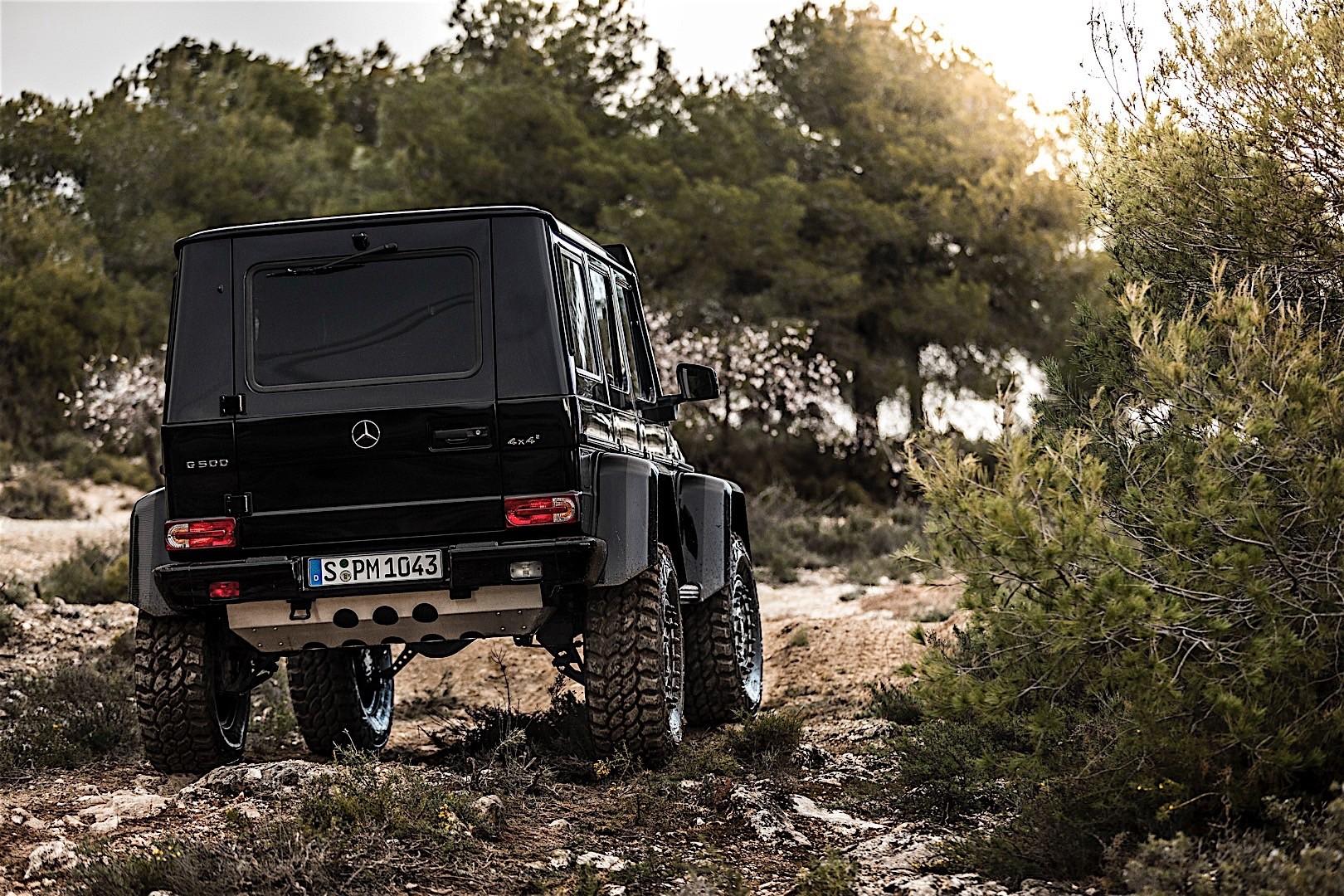 Off Road Parts For Mercedes Gl