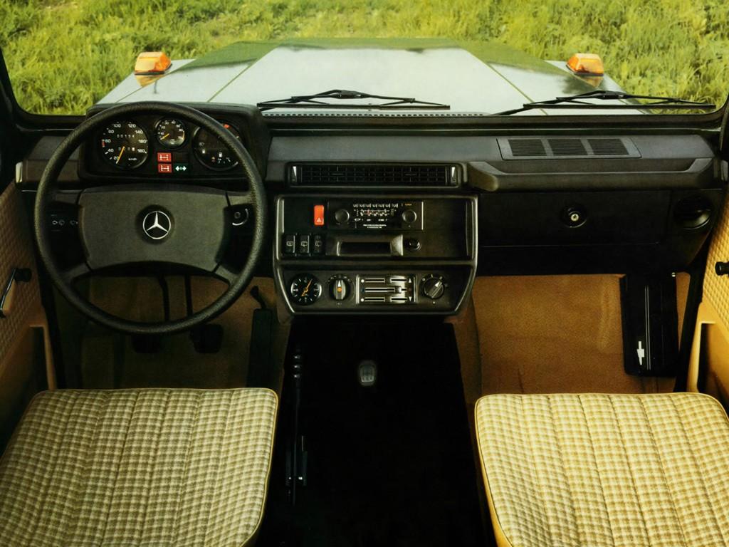 Mercedes Benz G Klasse W460 W461 Specs Amp Photos 1979