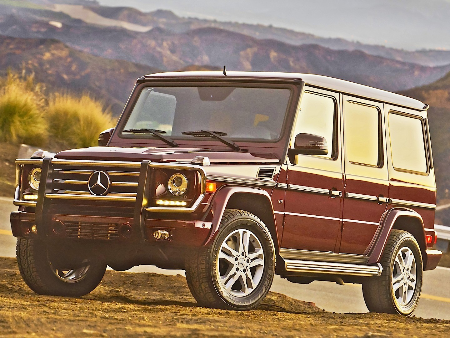 mercedes benz g klasse w463 specs photos 2012 2013. Black Bedroom Furniture Sets. Home Design Ideas