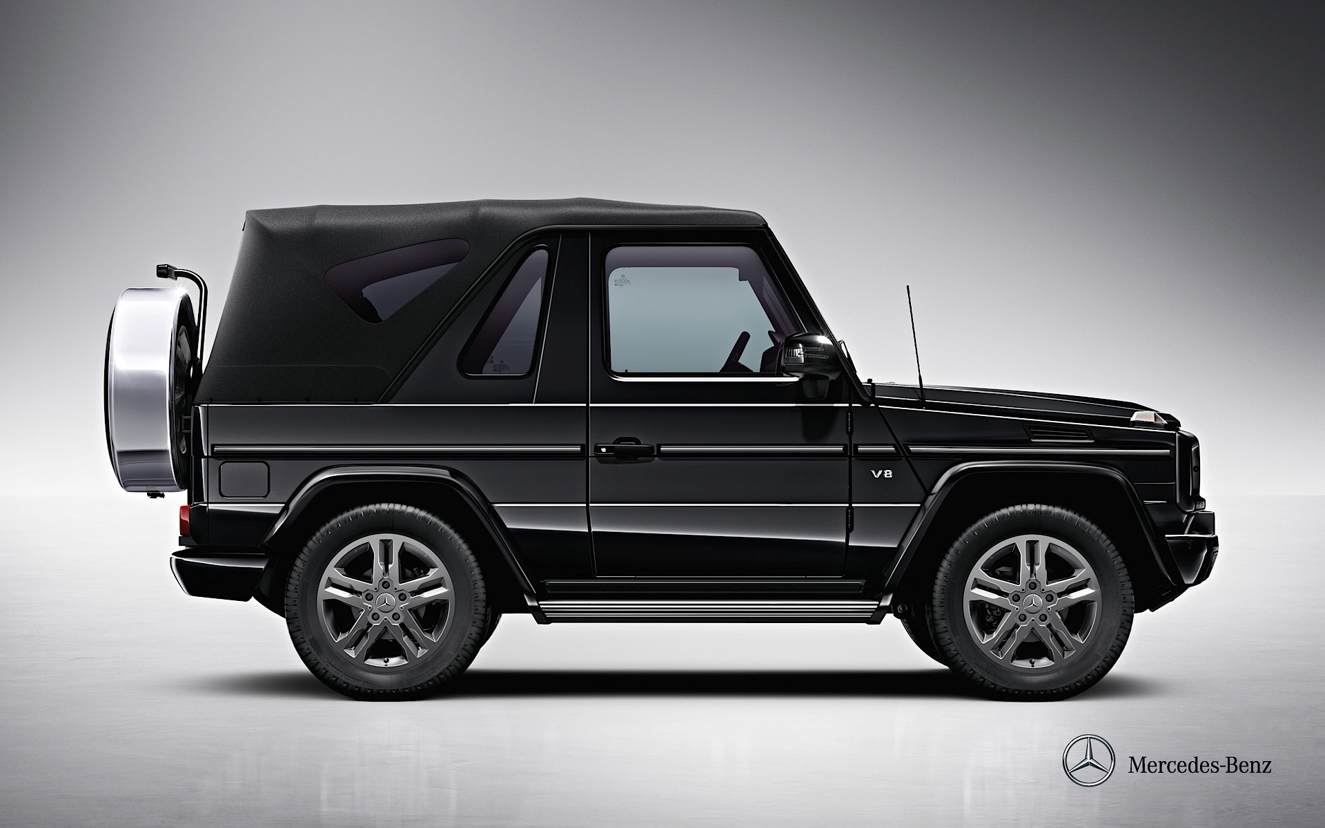 mercedes benz g klasse cabrio w463 2012 2013. Black Bedroom Furniture Sets. Home Design Ideas