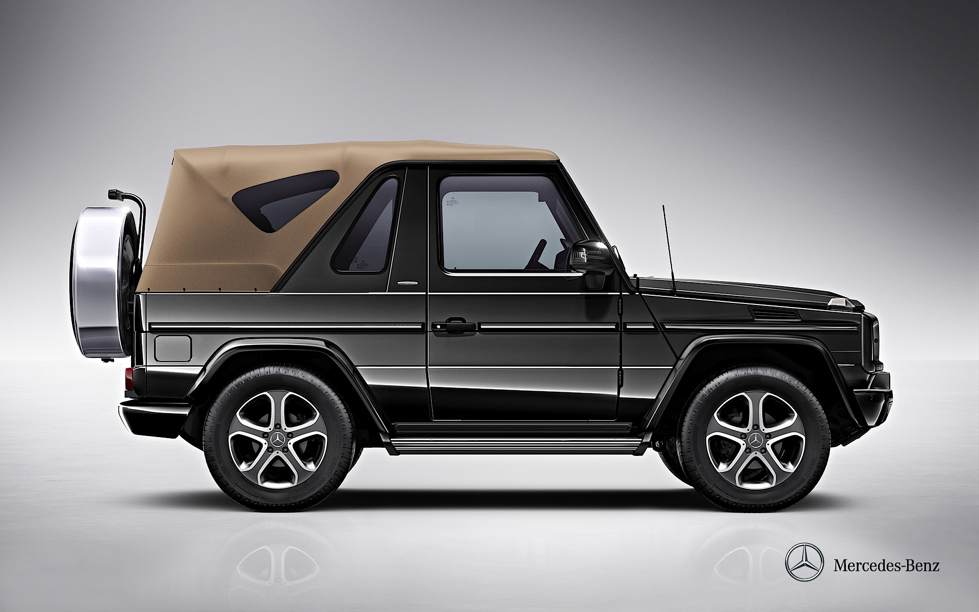 mercedes benz g klasse cabrio w463 2012 2013 autoevolution. Black Bedroom Furniture Sets. Home Design Ideas