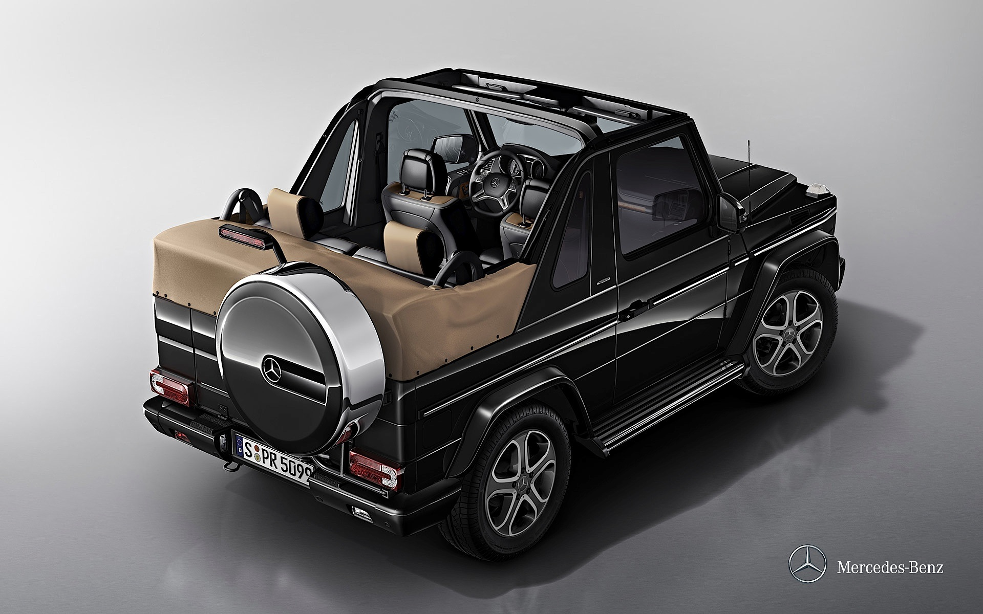 mercedes benz g klasse cabrio w463 2012 2013. Black Bedroom Furniture Sets. Home Design Ideas