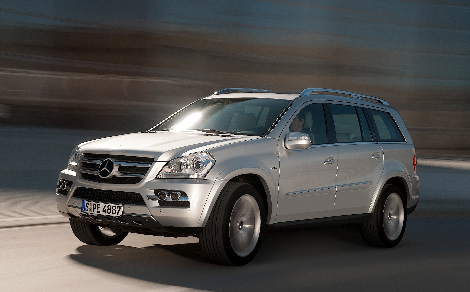 Mercedes benz gl klasse x164 2009 2010 2011 2012 for Gl mercedes benz