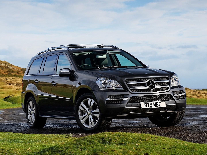 Mercedes benz gl klasse x164 specs 2009 2010 2011 for 2012 mercedes benz gl450