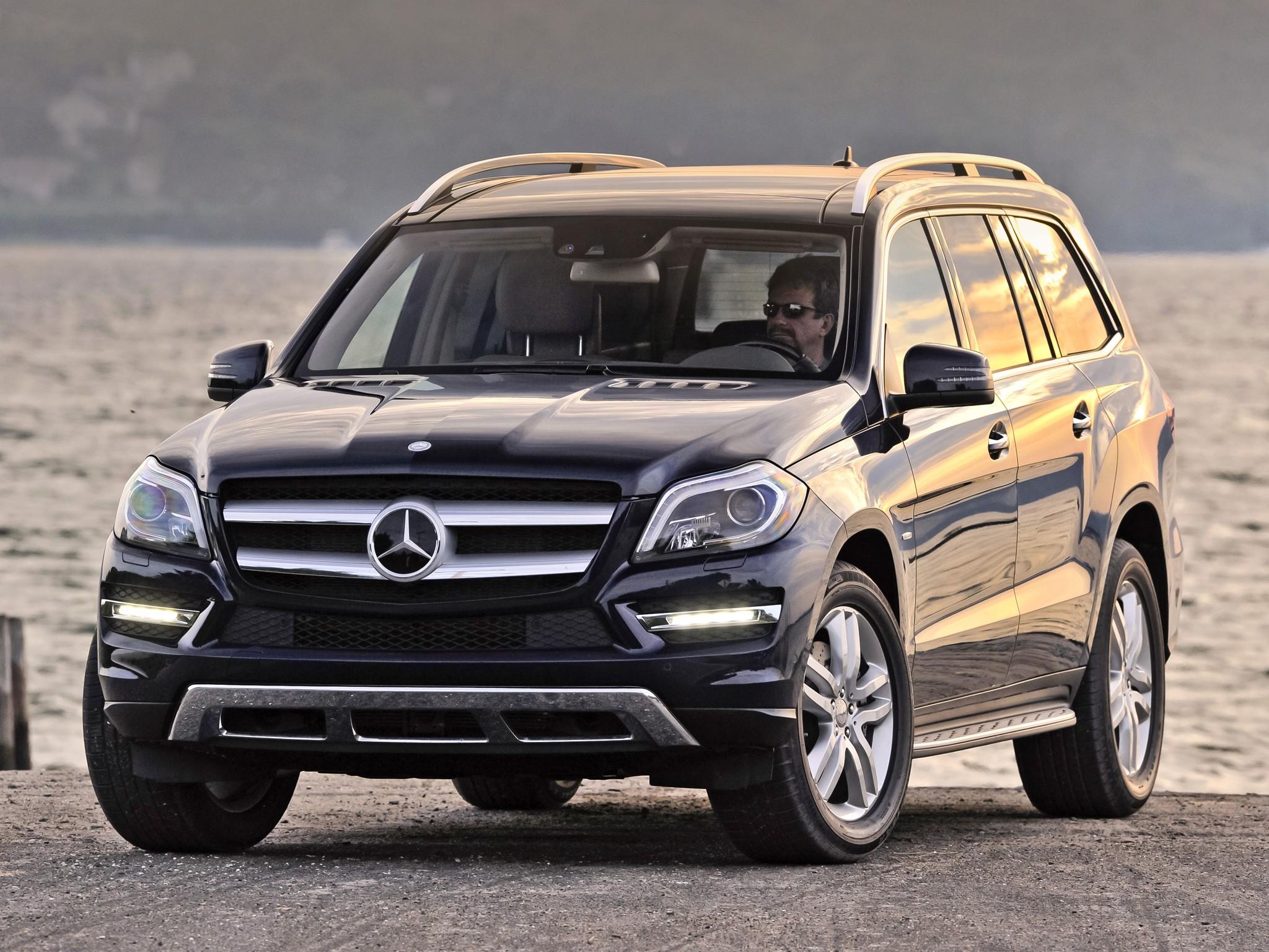 Mercedes benz gl klasse x165 specs 2012 2013 2014 for 2012 mercedes benz gl450