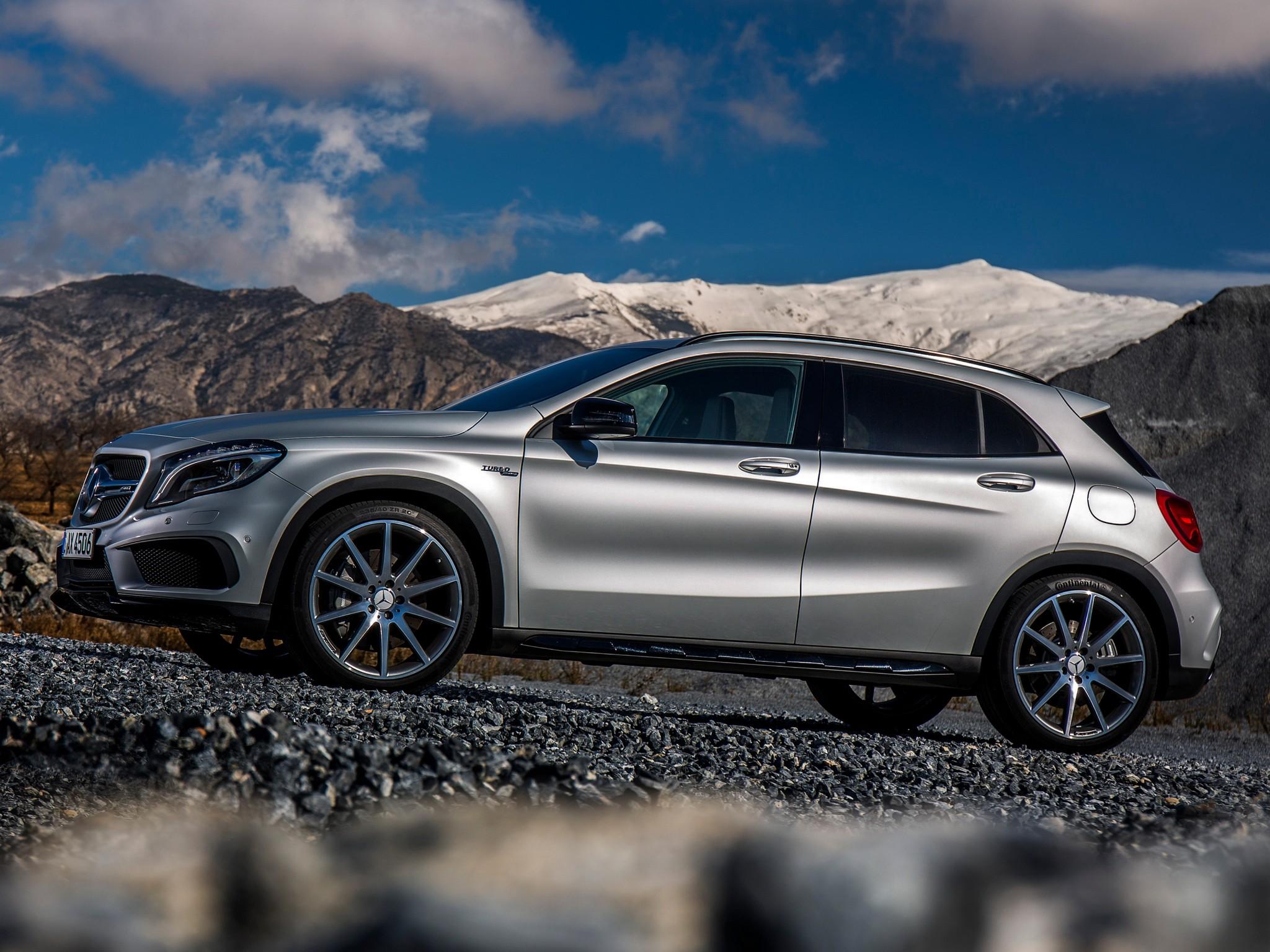 2017 Amg Gla 45 Mercedes Benz >> MERCEDES BENZ GLA 45 AMG - 2014, 2015, 2016, 2017 ...