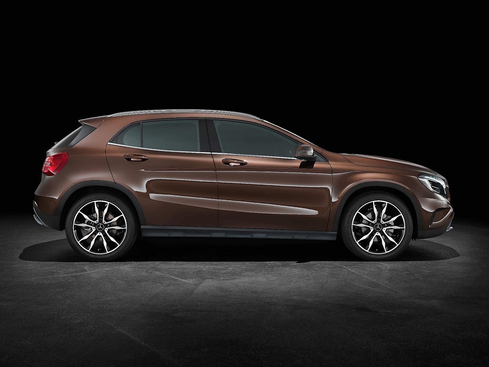 Mercedes benz gla 2013 2014 2015 2016 2017 for Mercedes benz gla 2014