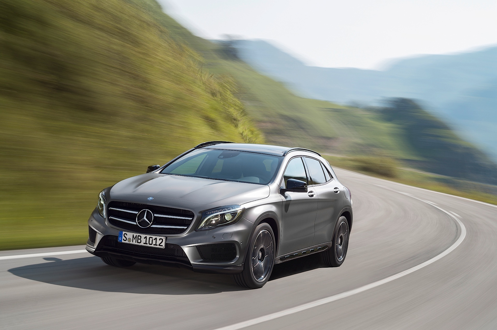 MERCEDES BENZ GLA - 2013, 2014, 2015, 2016, 2017 ...