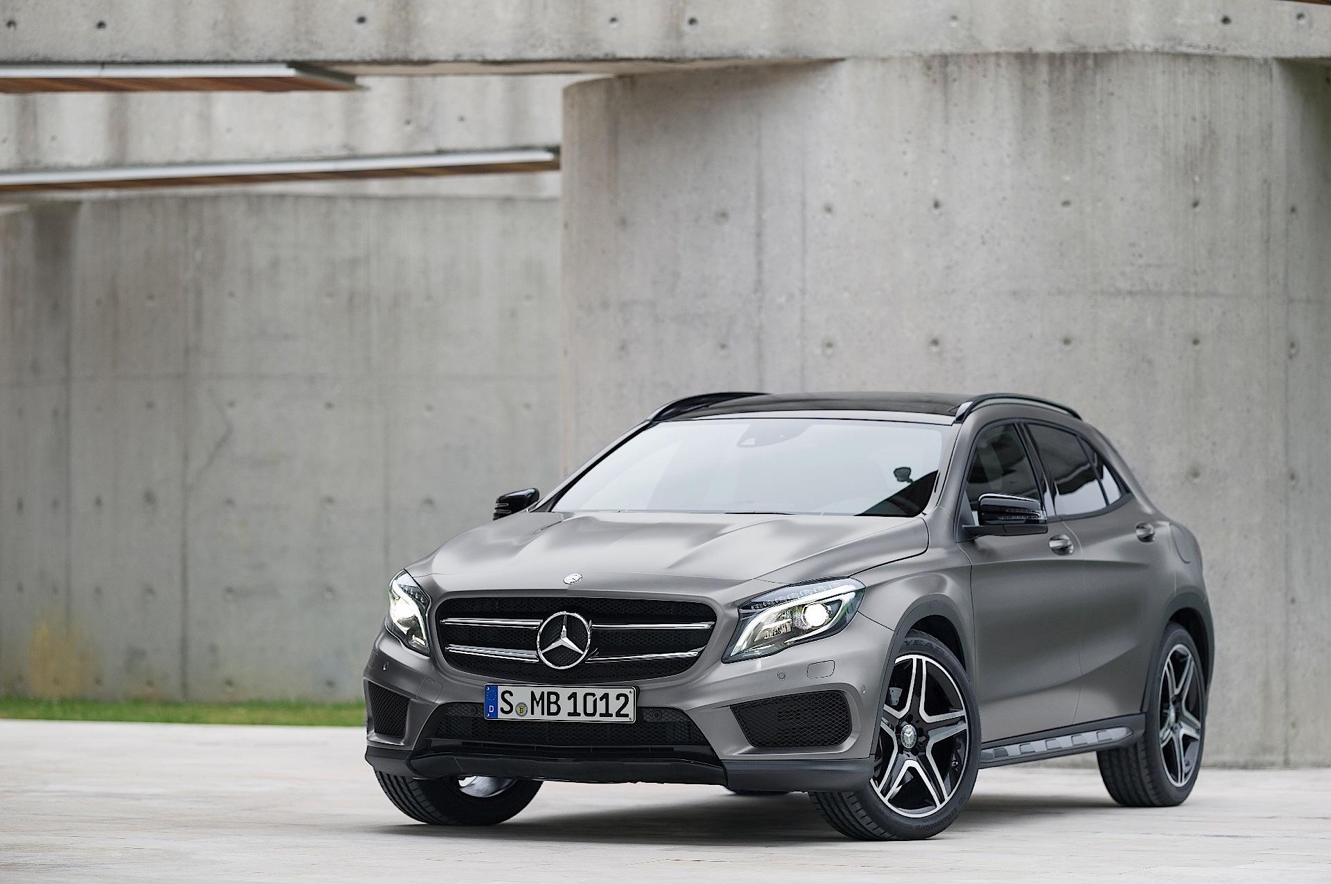 Mercedes Benz Gla X156 2017