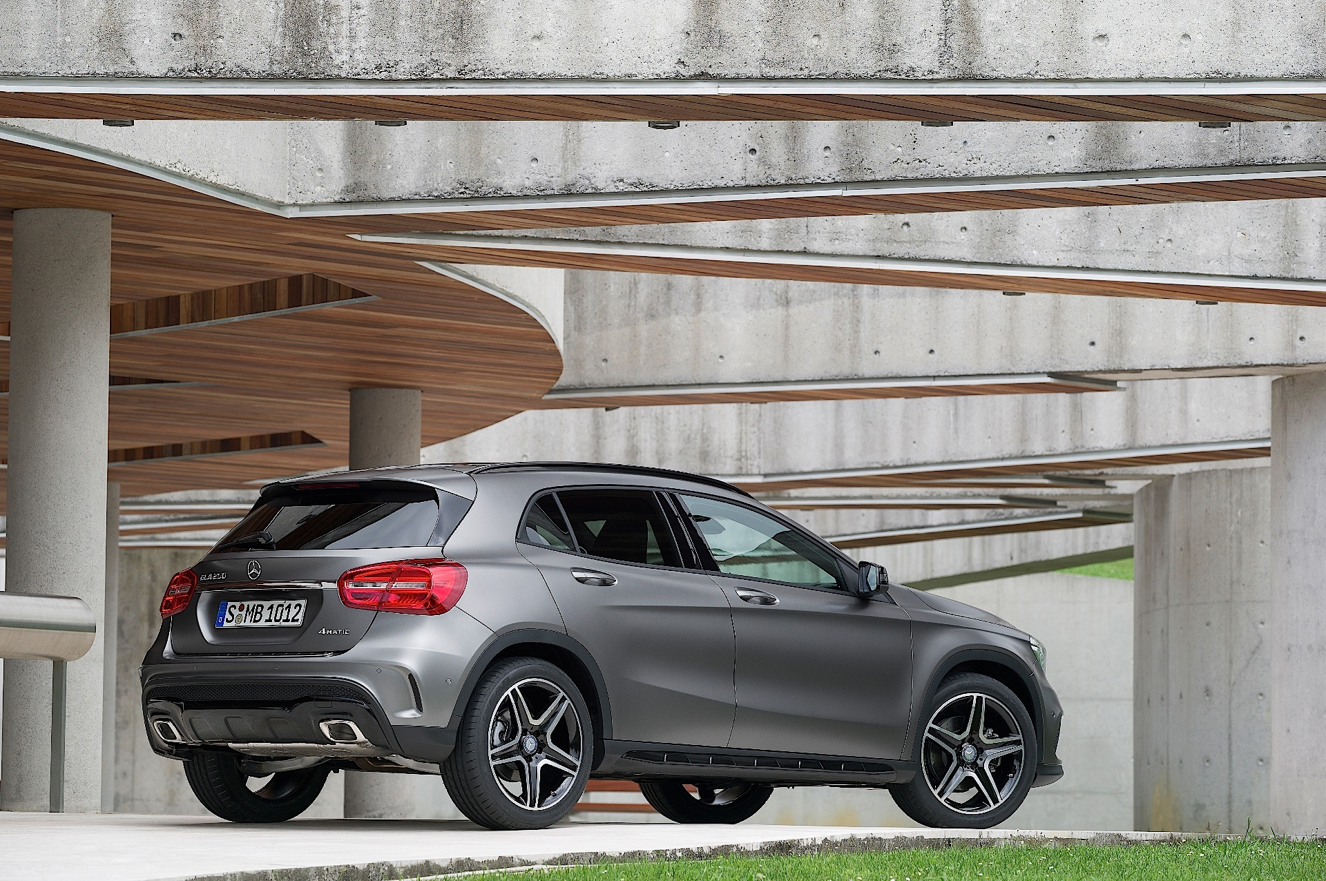 Mercedes Benz Gla X156 2017