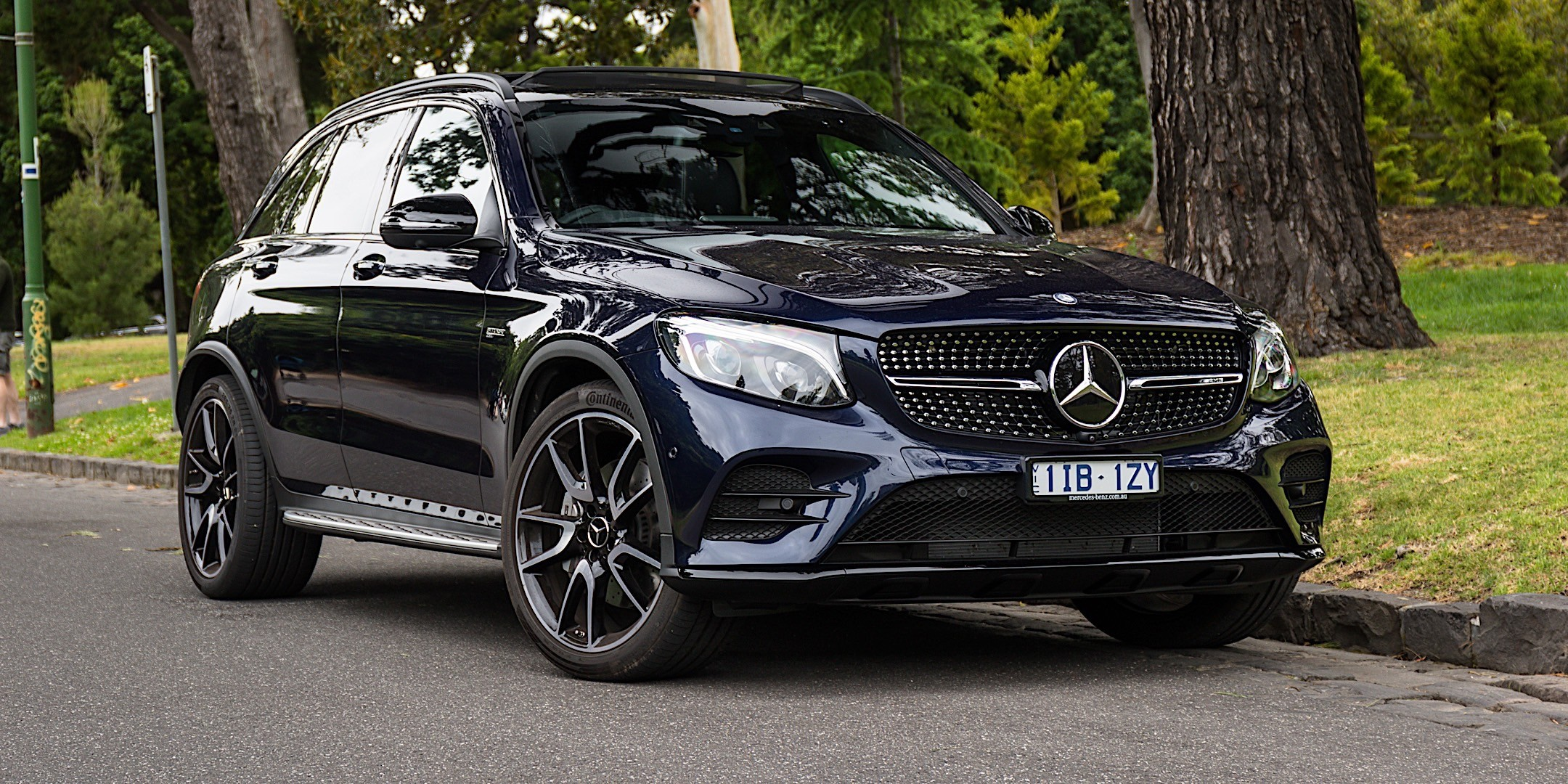 Mercedes-AMG GLC 43 (X253) specs - 2016, 2017, 2018 - autoevolution