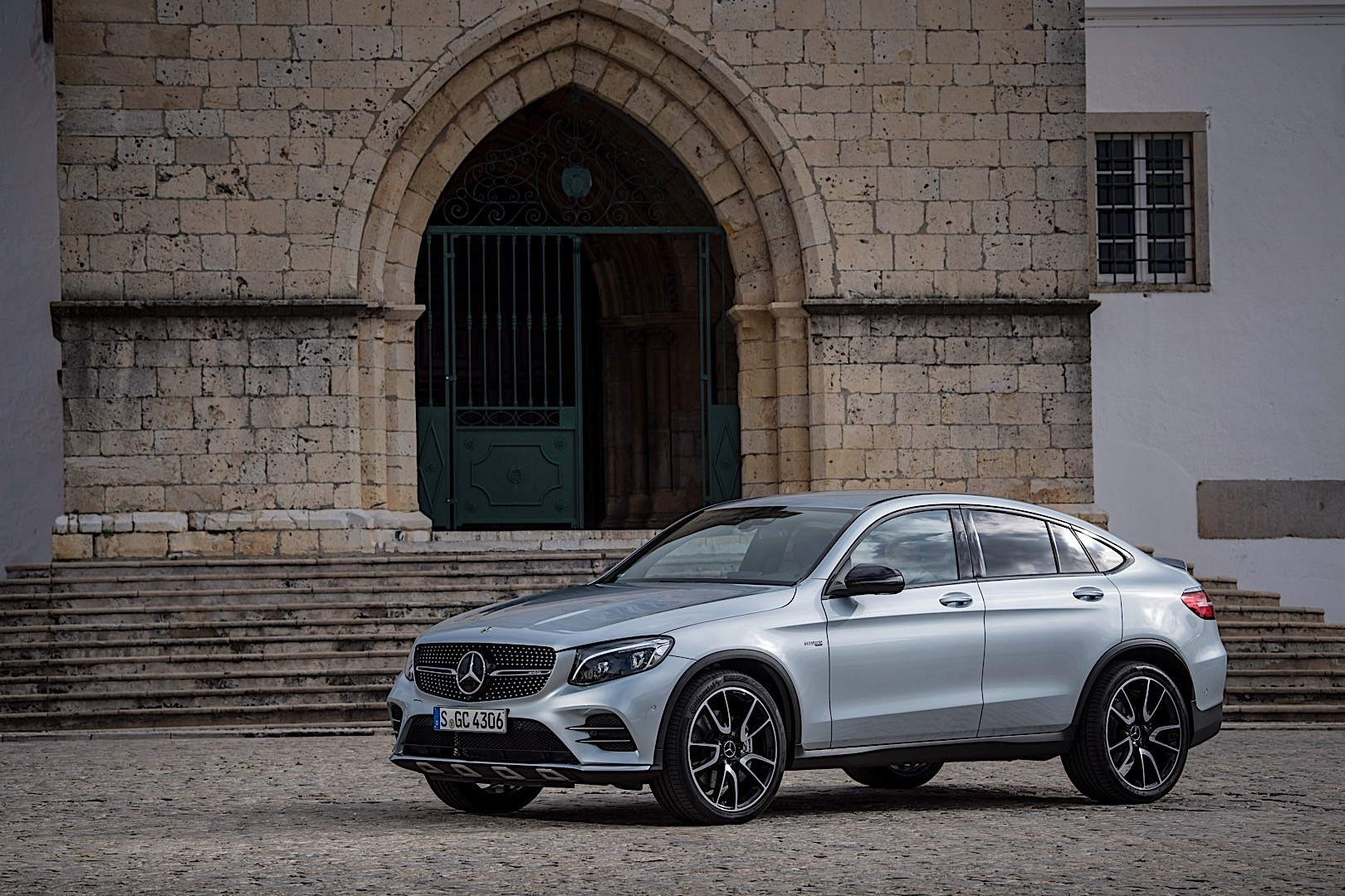 New Mercedes Suv >> Mercedes-AMG GLC 43 Coupe (C253) specs & photos - 2016, 2017, 2018, 2019 - autoevolution