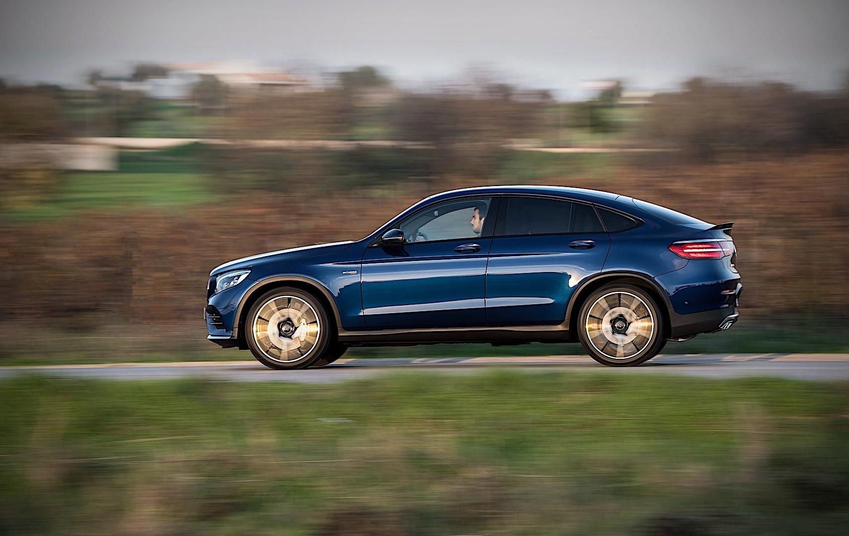 Mercedes-AMG GLC 43 Coupe (C253) specs & photos - 2016 ...