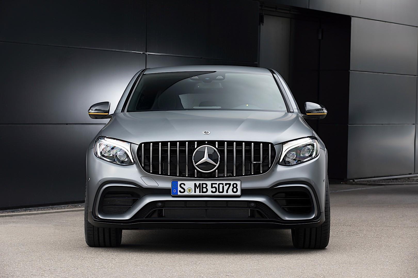Mercedes Amg Glc 63 Coupe C253 Specs Amp Photos 2017