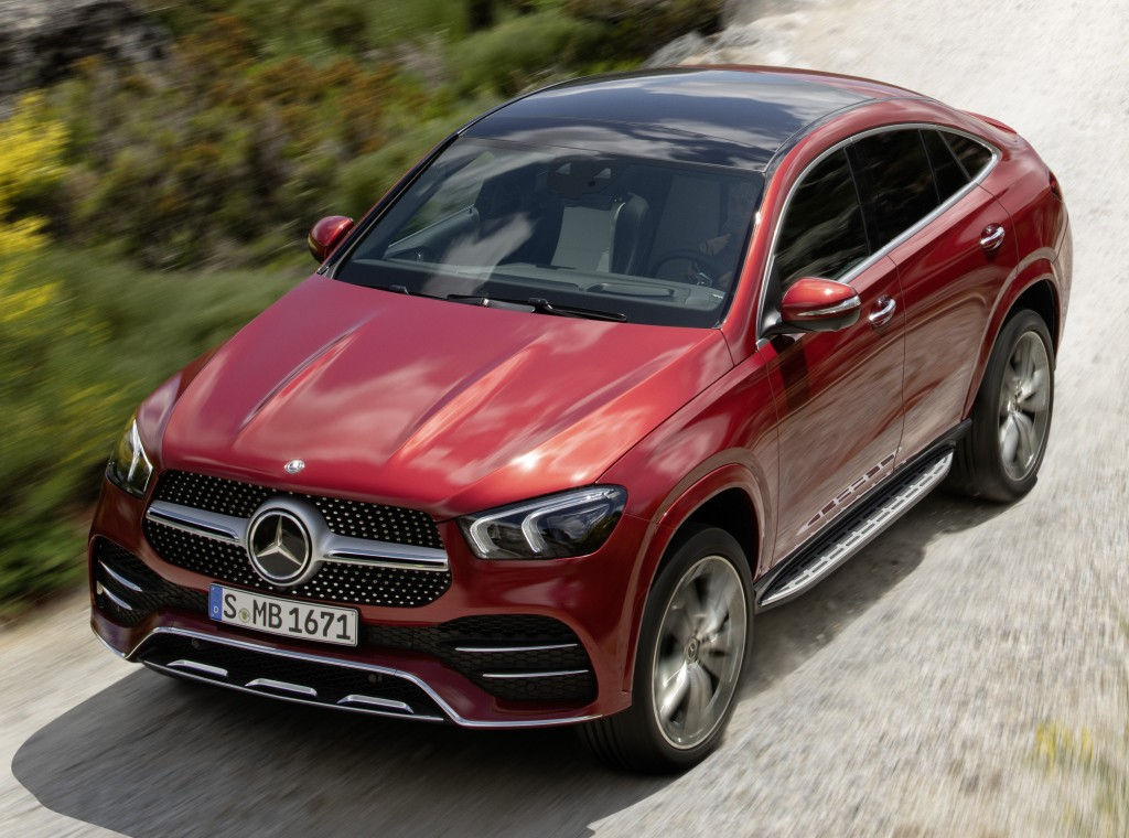 Mercedes Benz Gle Coupe Specs Photos 2019 2020 2021 Autoevolution