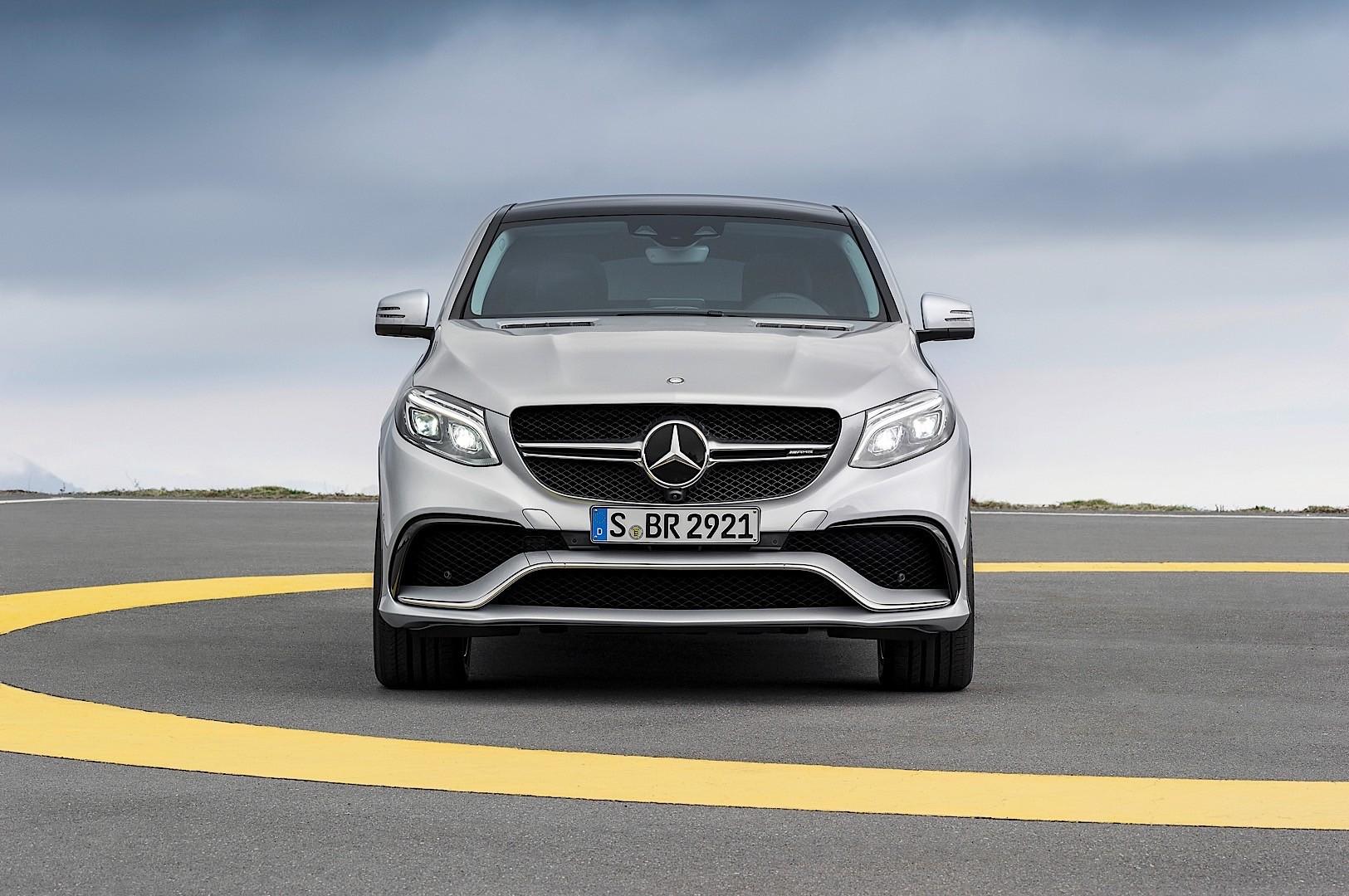 Mercedes Amg Gle Coupe C292 Specs Amp Photos 2015 2016