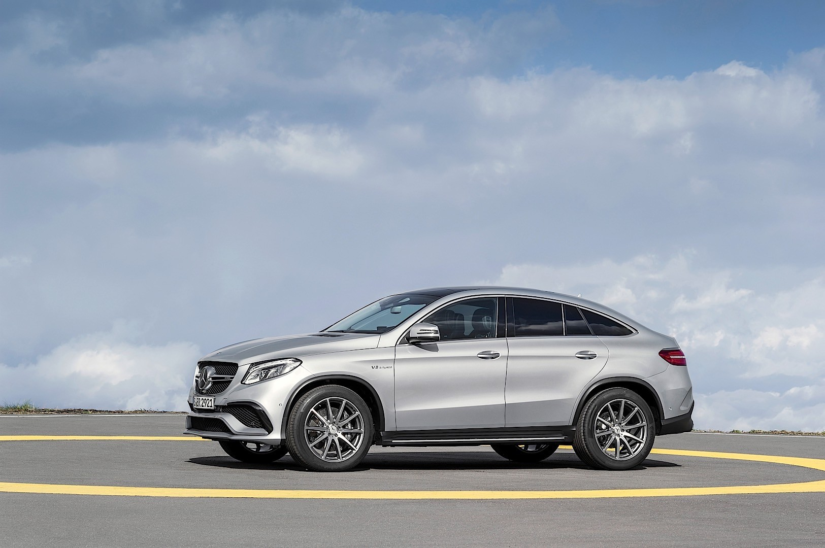 Mercedes Benz Gle Coupe Amg 2015 2016 Autoevolution