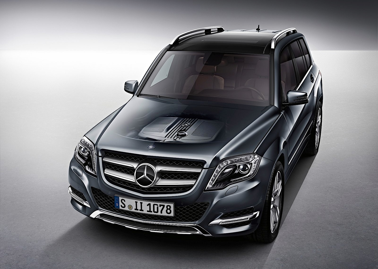 mercedes benz glk 2012 2013 2014 2015 2016 autoevolution. Black Bedroom Furniture Sets. Home Design Ideas