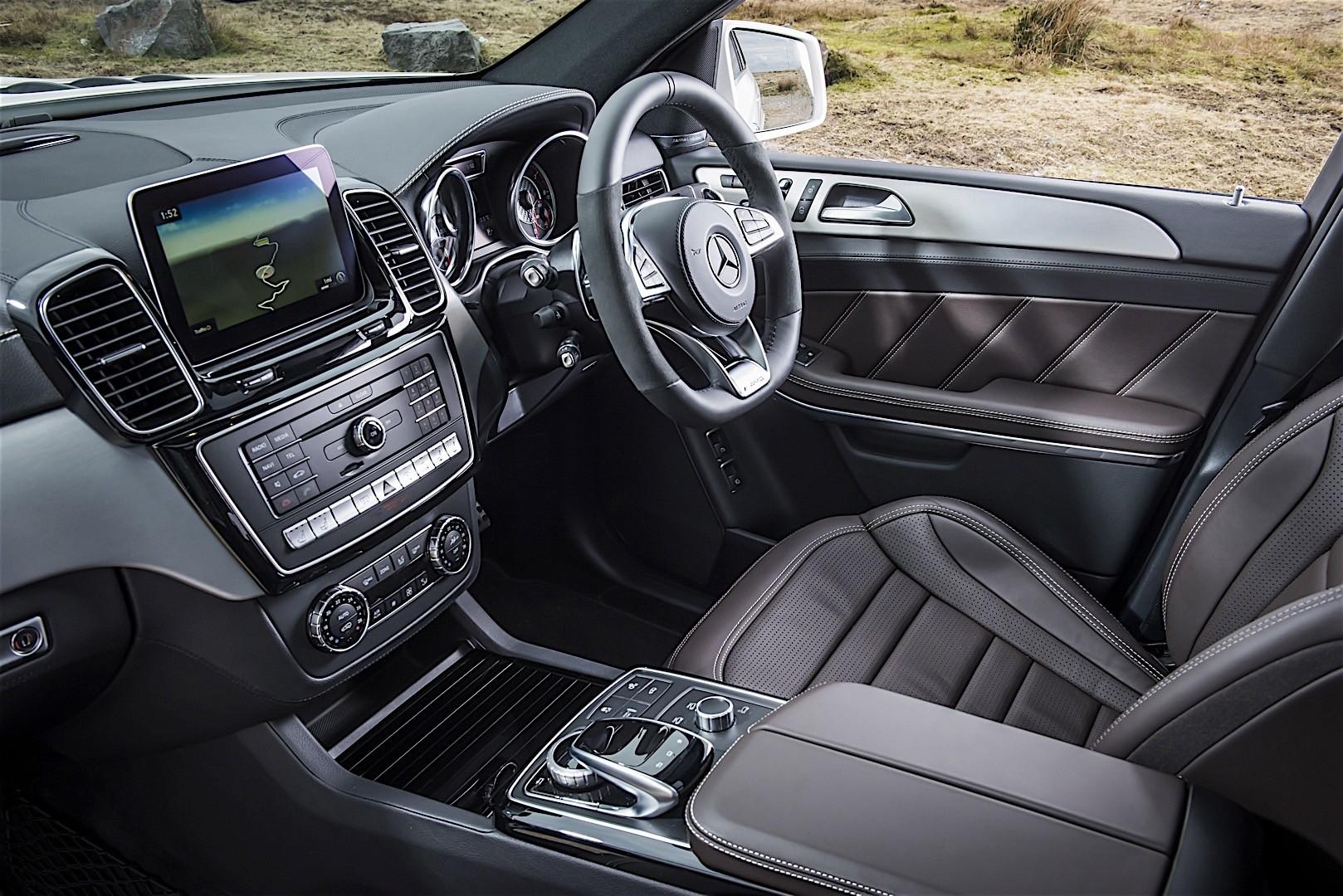 Mercedes Amg Gls 63 X166 Specs Photos 2016 2017 2018 2019
