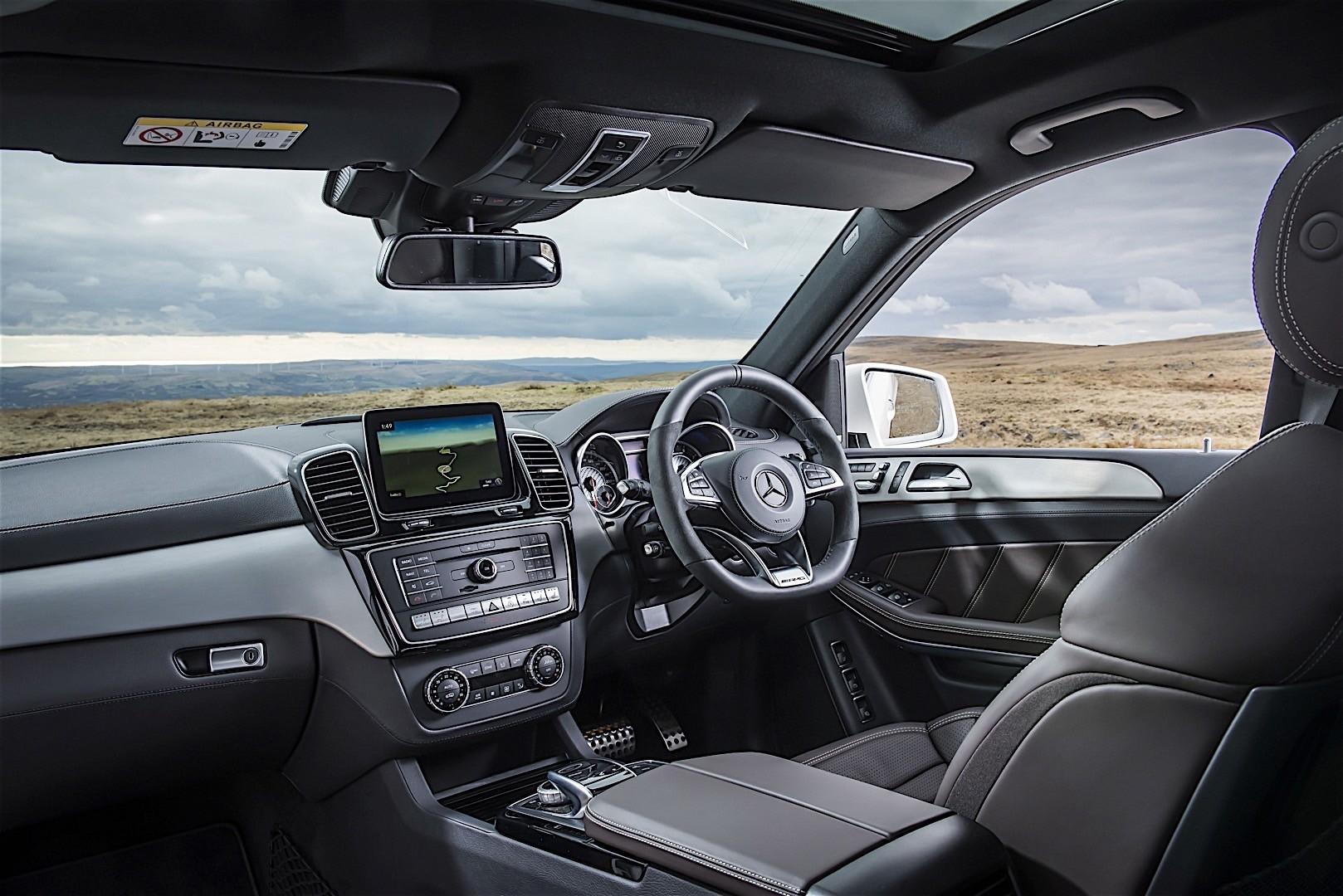 Mercedes Amg Gls 63 X166 Specs Amp Photos 2016 2017