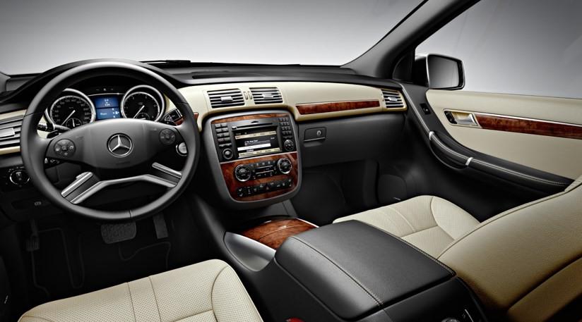 Mercedes Benz R Class Long 2010 2011 2012 2013 2014