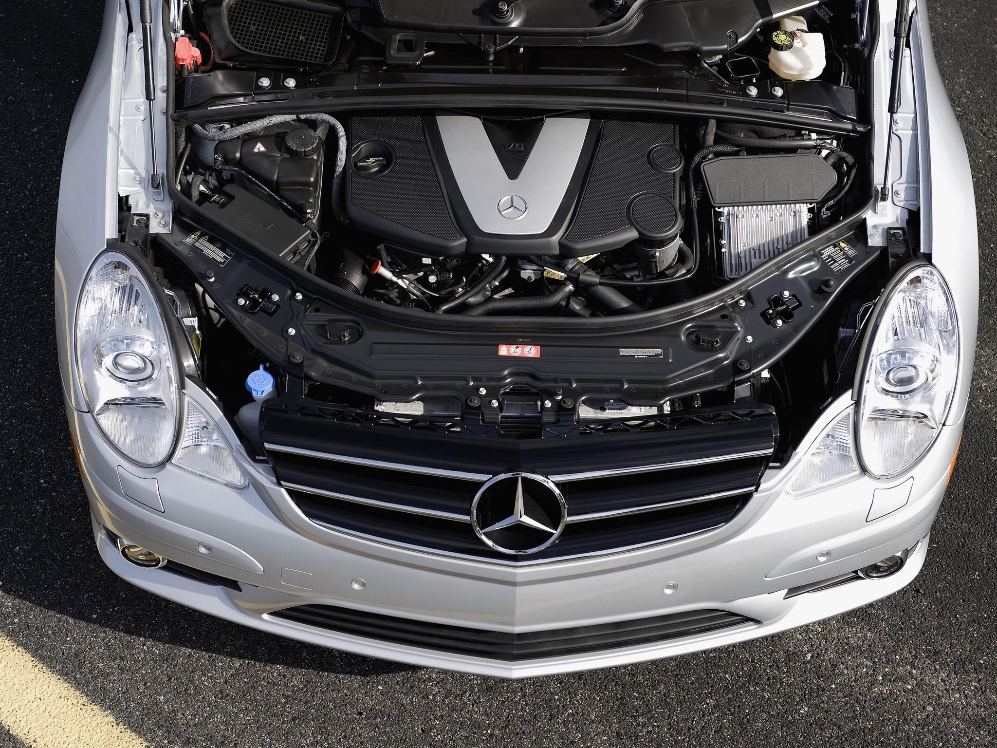 Mercedes benz r klasse w251 specs 2010 2011 2012 for Mercedes benz r