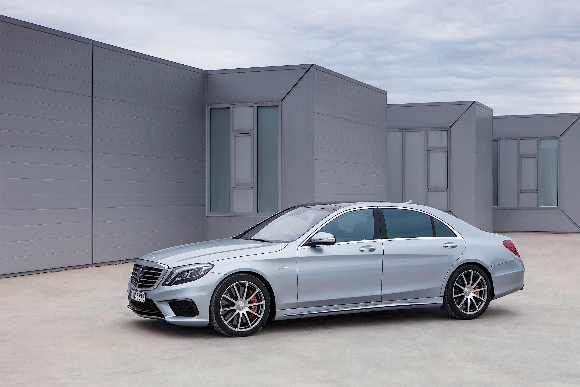 Mercedes Benz S 63 Amg W222 2017