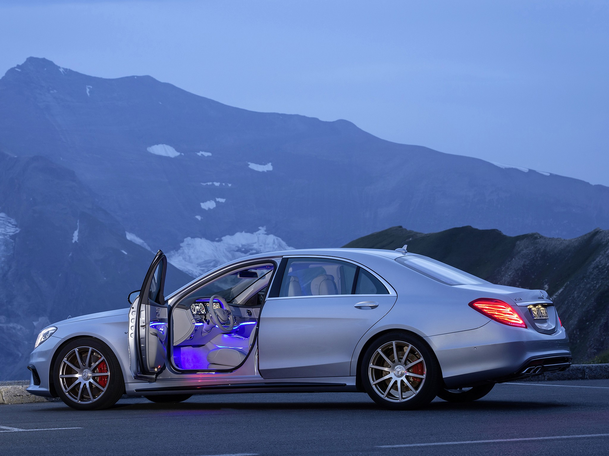 Mercedes Benz S 63 Amg W222 Specs Amp Photos 2013 2014