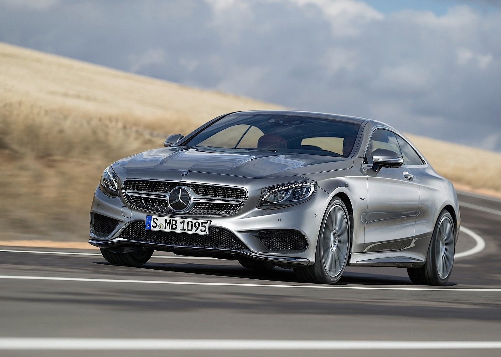 Mercedes Benz S 63 Amg Coupe 2014 2015 2016 2017